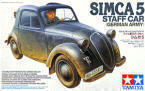 Simca 5 Advertisement