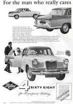 Riley Advertising Poster