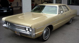 1970 Plymouth Fury III