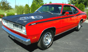 1971 Plymouth Valiant Duster 340