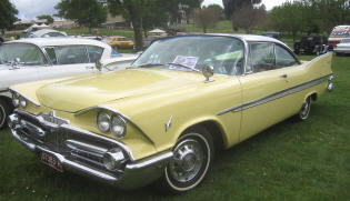 1959 Dodge Kingsway Custom Sedan