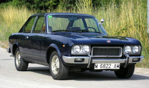 1972 - 1975 Fiat 124 Sport Coupe