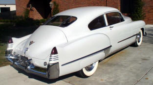Cadillac 62 Coupe  1948