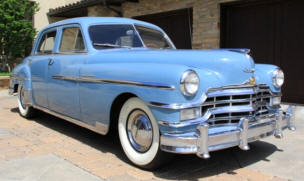 1949 Chrysler New Yorker Sedan