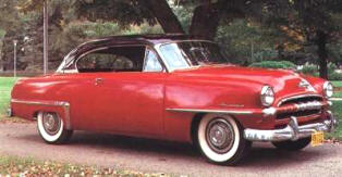 1953 Plymouth Belvedere Hardtop Coupe