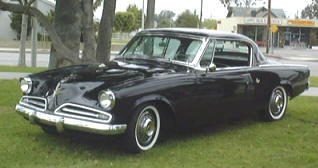 1953 Studebaker Champion Coupe