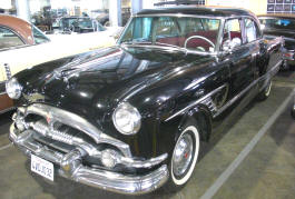 1953 Packard Patrician Sedan