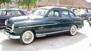 1952 - 1954 Ford Vedette
