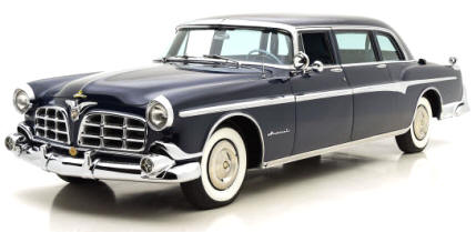 1955 Imperial Crown Sedan