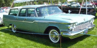 1959 Chrysler New Yorker Town & Country