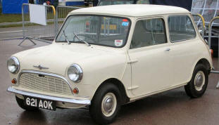 1959 - 1967 Morris Mini Minor Mk.I