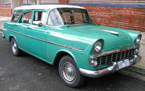 1961 - 1962 Holden Special Station Wagon
