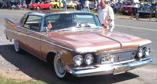 1961 Imperial Custom Southampton Sedan