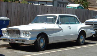 1961 Plymouth Valiant Signet