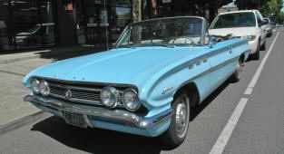Buick Special Convertible  1962