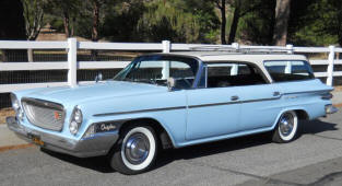 1962 Chrysler Newport Town & Country