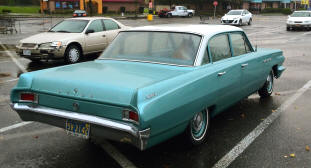 Buick Special  1963