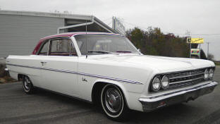 1963 Oldsmobile F85 Cutlass Club Coupe
