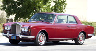 1965 - 1970 Rolls Royce Silver Shadow I Coupe