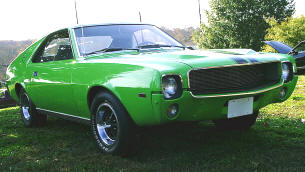 AMC AMX Fastback Coupe  1968