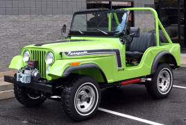 1974 - 1979 Jeep CJ5 Renegade