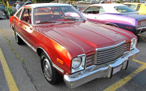 1978 Plymouth Volare Coupe