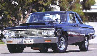 1964 Plymouth Belvedere Hardtop