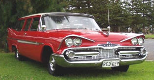 1959 Dodge Kingsway Station Wagon