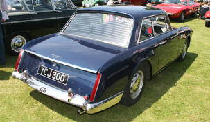 1959 - 1963 Facel Vega Facellia Coupe  4 Seater