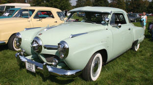 1950 Studebaker Champion Coupe