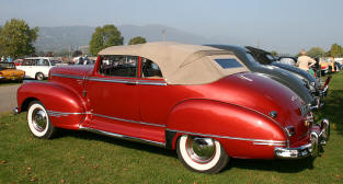 1947 Hudson Commodore Eight Convertible