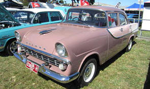 1957 - 1961 Holden FB/225