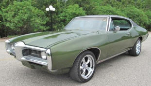 1968 Pontiac LeMans Coupe