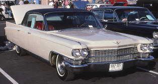 Cadillac Fleetwood Sixty Special  1962