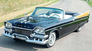 1958 Dodge Custom Royal Convertible