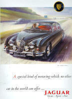 Jaguar 2.4 Advertisement