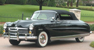 1948 Hudson Commodore Eight Convertible