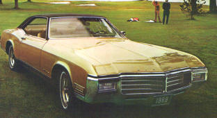 Buick Riviera Coupe Hardtop  1969