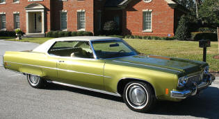1971 Oldsmobile 98 Coupe