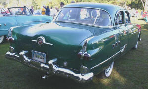 1952 Packard Patrician Club Sedan