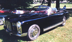 1955 Facel Vega Convertible FV1