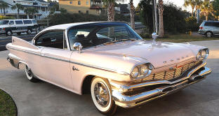 1960 Dodge Matador Coupe
