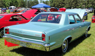 1967 Rambler Rebel 770