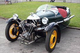 1933 - 1939 Morgan Super Sports