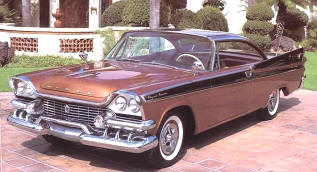 1958 Dodge Regal Lancer Hardtop Coupe