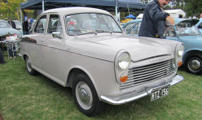 BMC Australia Morris Major Elite  1962 - 64