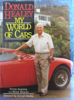 Donald Healey Book