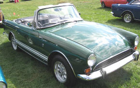 1967 - 1968 Sunbeam Tiger Series II