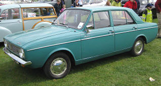 1967 - 1970 Sunbeam Minx
