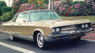 1968 Chrysler New Yorker Hardtop